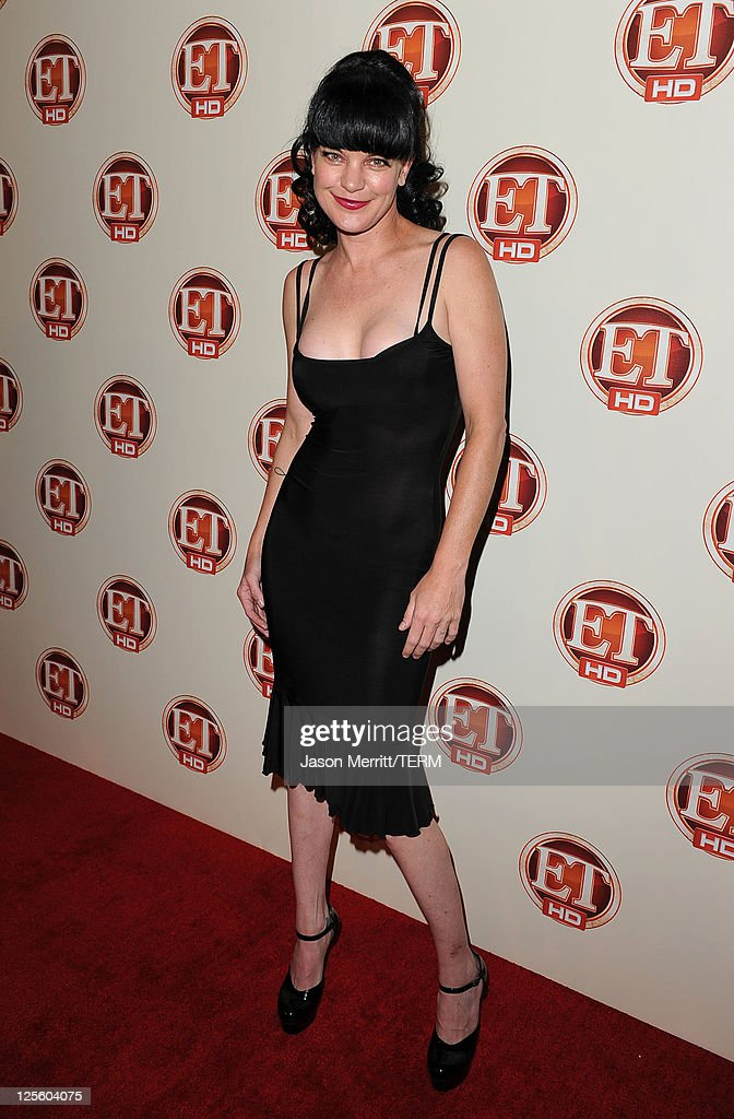 Actress Pauley Perrette attends the 15th annual Entertainment Tonight Emmy party presented by Visit California at Vibiana on September 18, 2011 in Los Angeles, California.