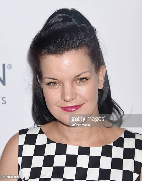 Actress Pauley Perrette attends the TrevorLIVE Los Angeles 2016 Fundraiser at the Beverly Hilton Hotel on December 04 2016 in Beverly Hills California