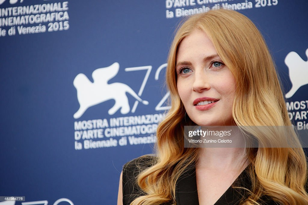 '11 Minutes' Photocall - 72nd Venice Film Festival : News Photo