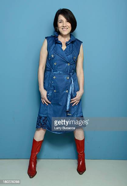 Actress Paulina García of 'Gloria' poses at the Guess Portrait Studio during 2013 Toronto International Film Festival on September 10 2013 in Toronto...