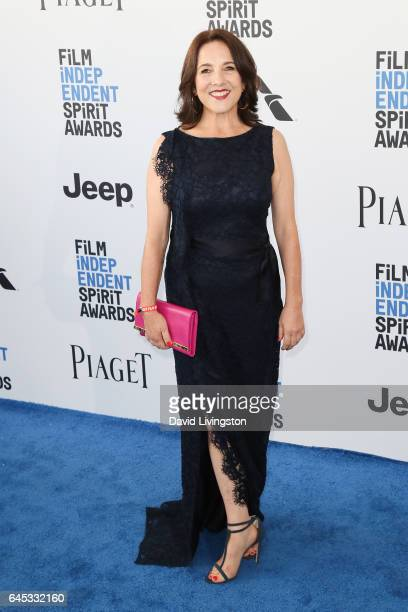 Actress Paulina Garcia attends the 2017 Film Independent Spirit Awards on February 25 2017 in Santa Monica California