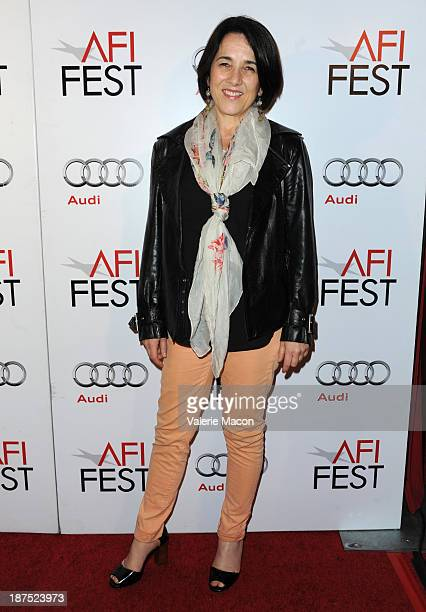 Actress Paulina Garcia attends the photo call for 'Gabrielle' 'Gloria' 'Bethlehem' and 'A Spell to Ward Off the Darkness' during AFI FEST 2013...