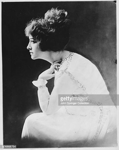 Actress Pauline Frederick