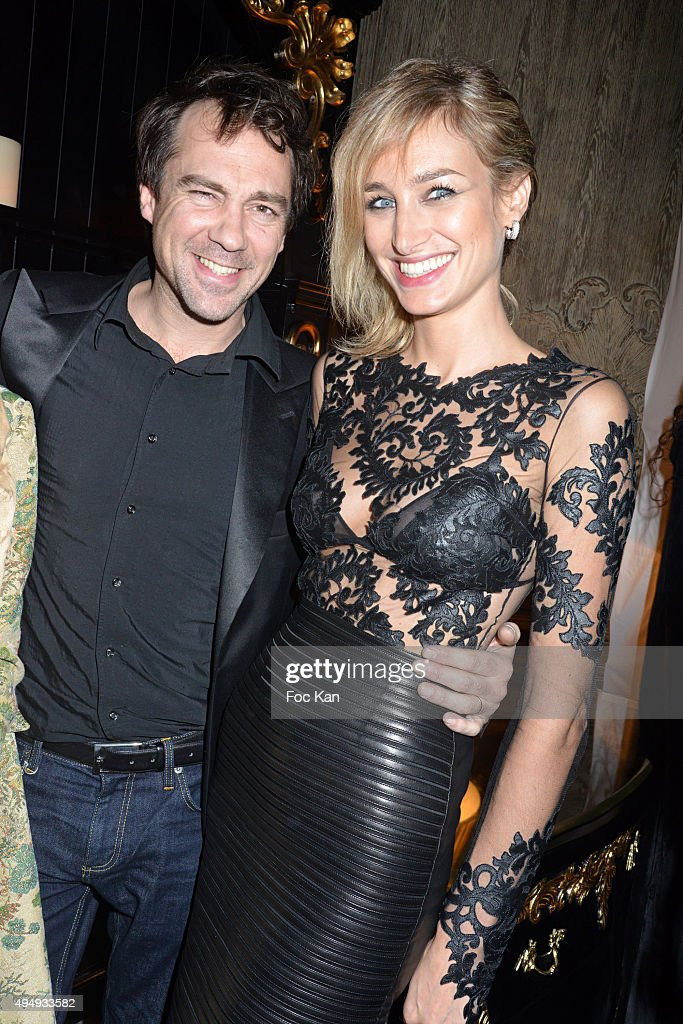 'Heritage Paris' Club Opening Party : News Photo