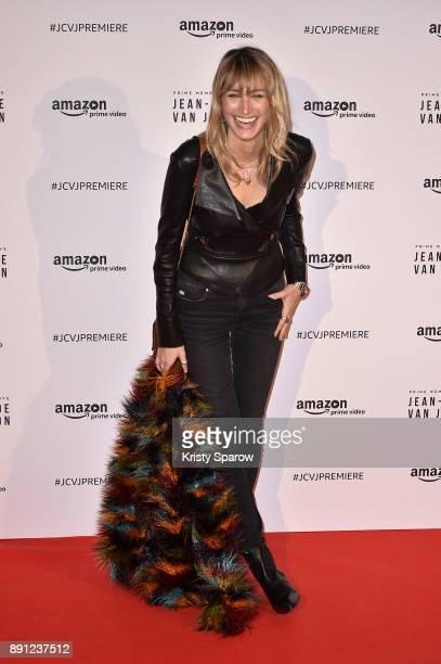 Actress Pauline Lefevre attends the Amazon TV series 'Jean Claude Van Johnson' Premiere at Le Grand Rex on December 12 2017 in Paris France at Le...