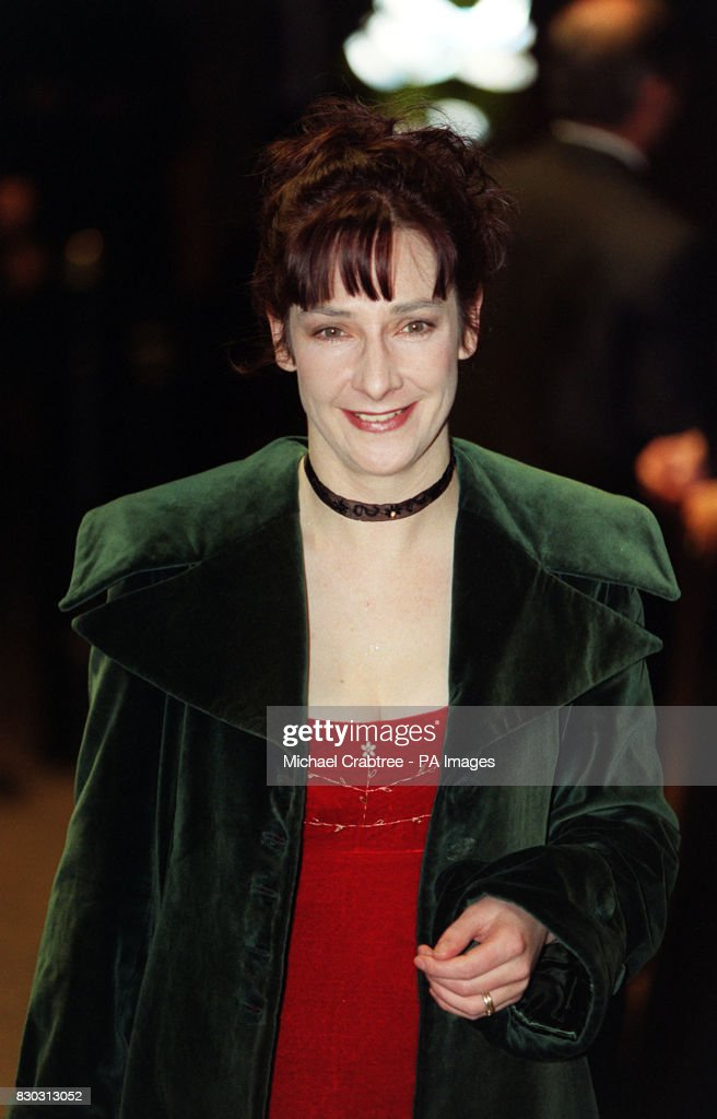 Actress Pauline McLynn arrives for the Gala Premiere of the