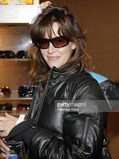 Actress Paz De La Huerta at Hard Rock's Rehab at House of Hype on January 19 2008 in Park City Utah