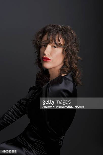 Actress Paz de la Huerta is photographed for Variety at the Tribeca Film Festival on April 20 2015 in New York City