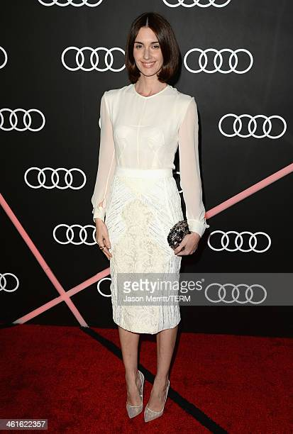 Actress Paz Vega attends Golden Globes Weekend Audi Celebration at Cecconi's on January 9 2014 in Beverly Hills California