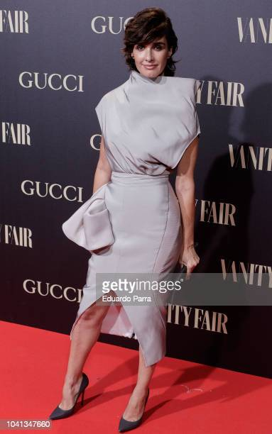 Actress Paz Vega attends 'Personality of the Year' Awards at Royal Theatre on September 26 2018 in Madrid Spain