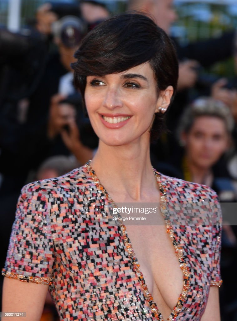 Actress Paz Vega attends the '120 Beats Per Minute (120 Battements Par Minute)' screening during the 70th annual Cannes Film Festival at Palais des Festivals on May 20, 2017 in Cannes, France.