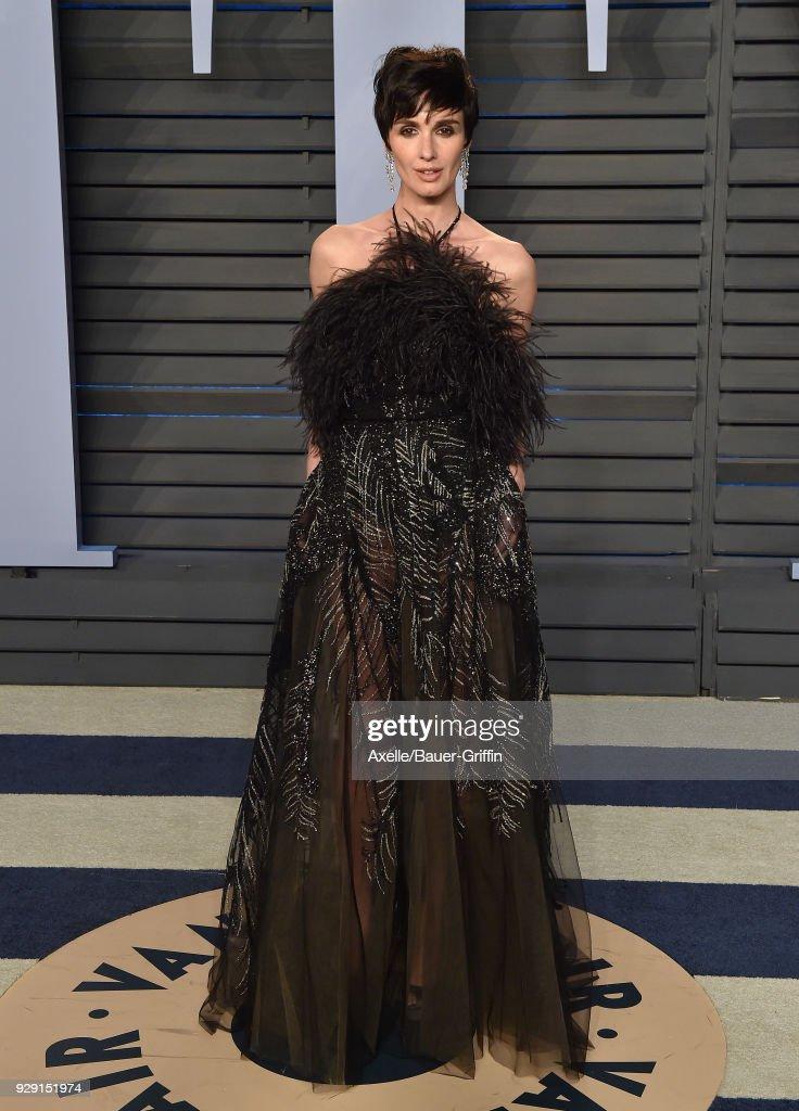 2018 Vanity Fair Oscar Party : ニュース写真
