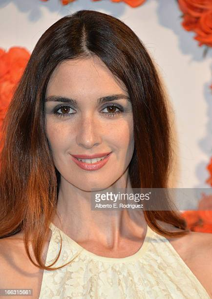 Actress Paz Vega attends the 3rd Annual Coach Evening to benefit Children's Defense Fund at Bad Robot on April 10 2013 in Santa Monica California