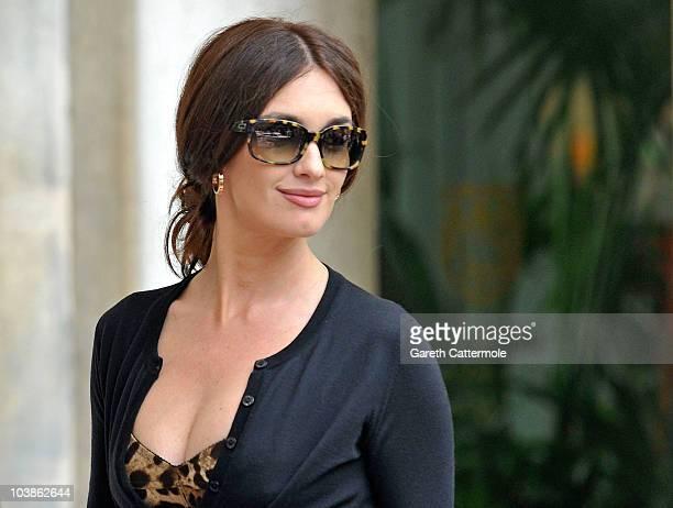 Actress Paz Vega attends the 67th Venice Film Festival on September 6 2010 in Venice Italy