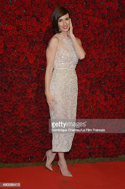 Actress Paz Vega attends the Grace Of Monaco after party at the 67th Annual Cannes Film Festival on May 14 2014 in Cannes France