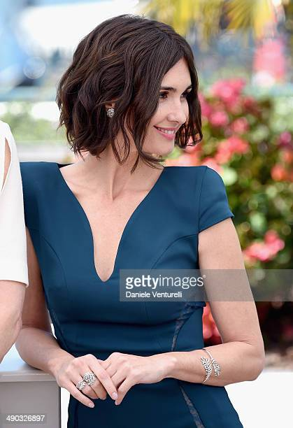 Actress Paz Vega attends the 'Grace of Monaco' photocall during the 67th Annual Cannes Film Festival on May 14 2014 in Cannes France