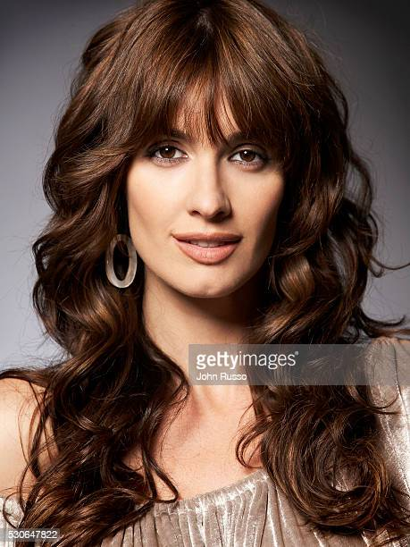 Actress Paz Vega is photographed in 2007