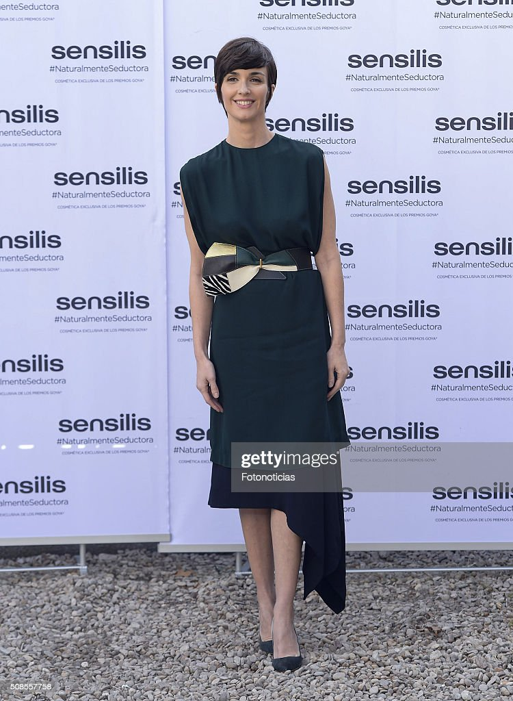 Paz Vega New 'Sensilis' Ambassador