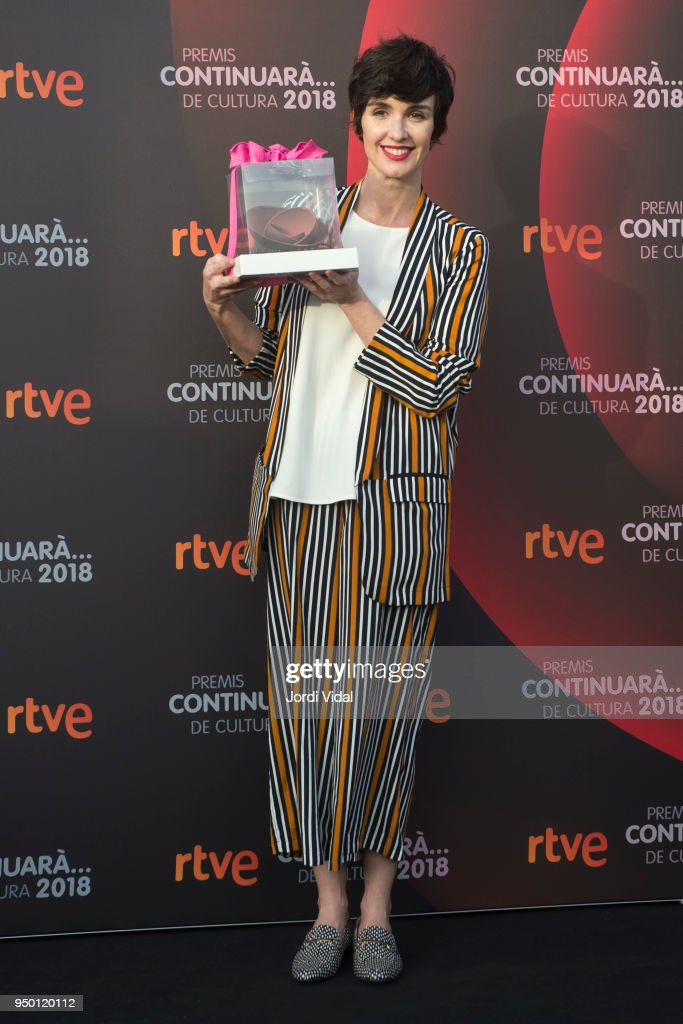'Premios Continuara' 2018