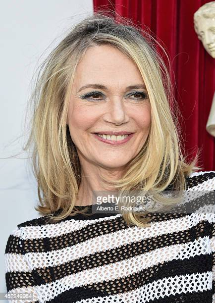 Actress Peggy Lipton arrives to The American Film Institute Presents Twin PeaksThe Entire Mystery BluRay/DVD Release Screening at the Vista Theatre...