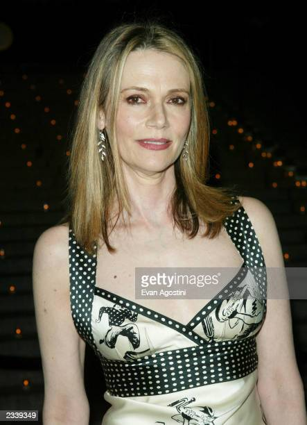 Actress Peggy Lipton attends the Vanity Fair 2003 Tribeca Film Festival launch party at The State Supreme Courthouse May 1 2003 in New York City