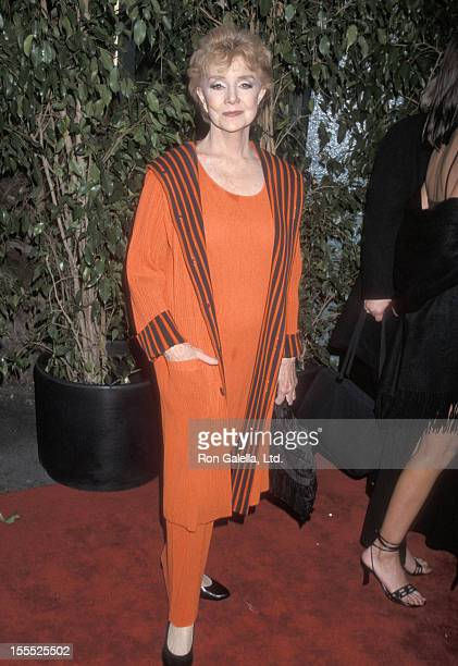 Actress Peggy McCay attends the 16th Annual Soap Opera Digest Awards on March 10 2000 at Hollywood Palladium in Hollywood California