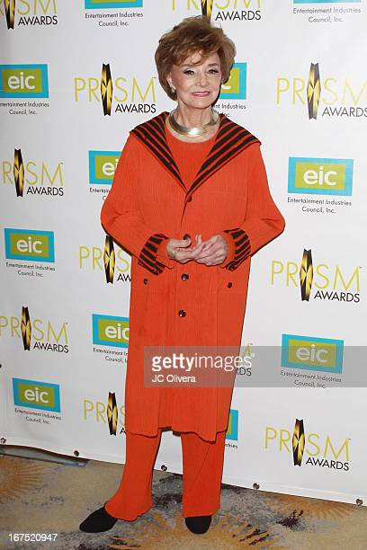Actress Peggy McCay attends the 17th Annual Prism Awards at Beverly Hills Hotel on April 25 2013 in Beverly Hills California