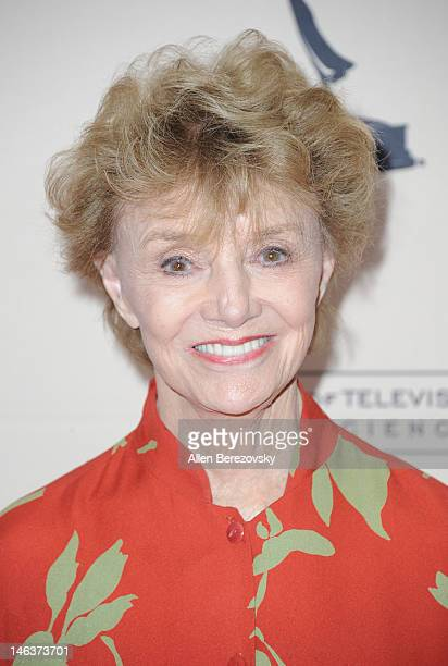 Actress Peggy McCay attends the 39th Daytime Entertainment Emmy Awards Nominees Reception at SLS Hotel on June 14 2012 in Beverly Hills California
