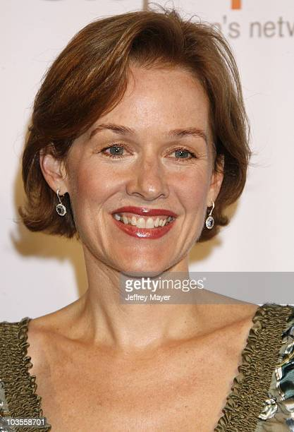 Actress Penelope Ann Miller arrives at Step Up Womens Network 2008 Inspiration Awards Luncheon on May 9 2008 at the Beverly Wilshire Hotel in Beverly...