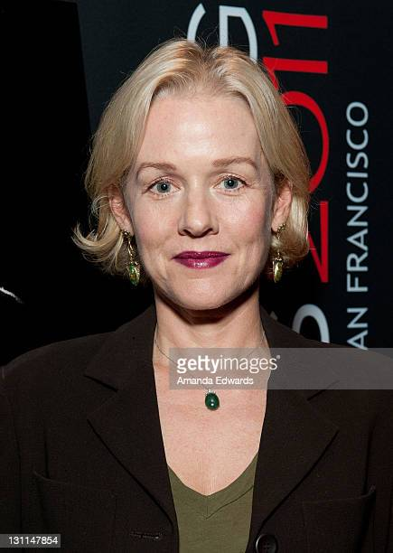 Actress Penelope Ann Miller arrives at the 2011 Variety Los Angeles Screening of 'The Artist' at ArcLight Cinemas on November 1 2011 in Hollywood...