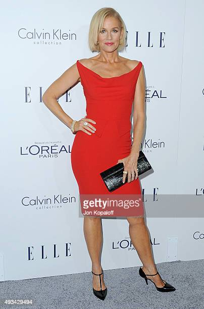 Actress Penelope Ann Miller arrives at the 22nd Annual ELLE Women In Hollywood Awards at Four Seasons Hotel Los Angeles at Beverly Hills on October...