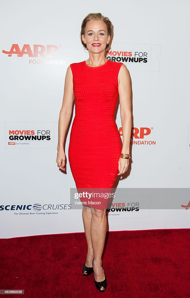 AARP The Magazine's 14th Annual Movies For Grownups Awards Gala - Arrivals