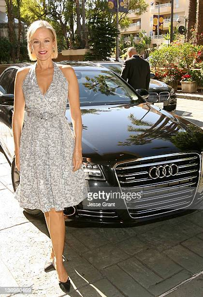Actress Penelope Ann Miller arrives at the AFI Awards 2011 at the Four Seasons Hotel Los Angeles at Beverly Hills on January 13, 2012 in Los Angeles,...