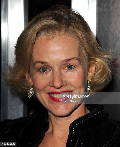 """Actress Penelope Ann Miller arrives at the Los Angeles Premiere of """"American Hustle"""" at the Directors Guild Theatre on December 3, 2013 in West..."""