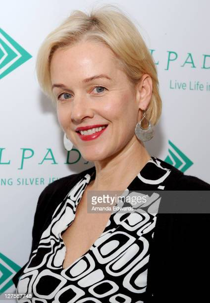 Actress Penelope Ann Miller attends Silpada at Kari Feinstein's Academy Awards Style Lounge at Montage Beverly Hills on February 24 2011 in Beverly...