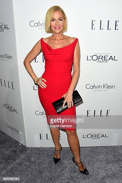 Actress Penelope Ann Miller attends the 22nd Annual ELLE Women in Hollywood Awards presented by Calvin Klein Collection L'Oréal Paris and David...