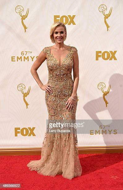 Actress Penelope Ann Miller attends the 67th Annual Primetime Emmy Awards at Microsoft Theater on September 20 2015 in Los Angeles California