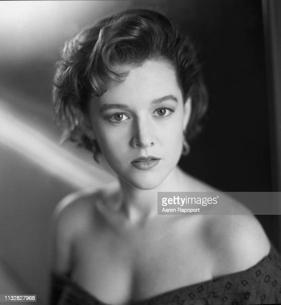 Actress Penelope Ann Miller poses for a portrait circa 1986 in Los Angeles California