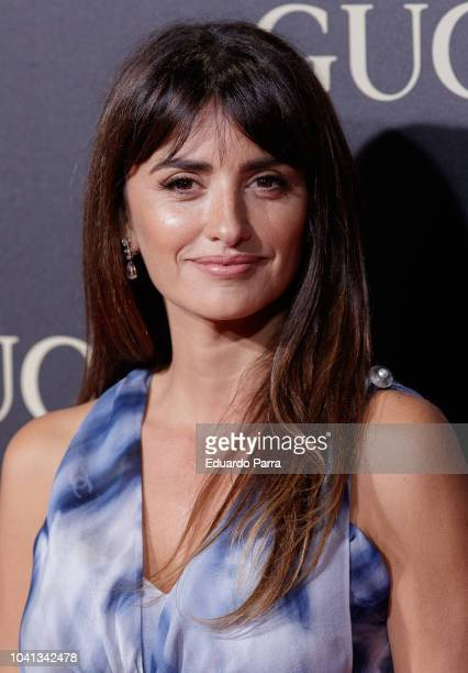 Actress Penelope Cruz attends 'Personality of the Year' Awards at Royal Theatre on September 26 2018 in Madrid Spain