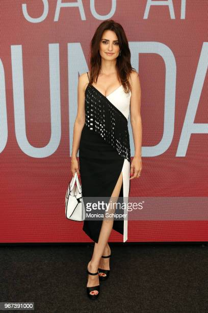 Actress Penelope Cruz attends SAGAFTRA Foundation Conversations The Assassination Of Gianni Versace American Crime Story at The Robin Williams Center...