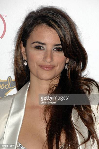 Actress Penelope Cruz attends the Akvinta Presents 'A Night of Hollywood Domino' at The House at Cannes during the 62nd Annual Cannes Film Festival...