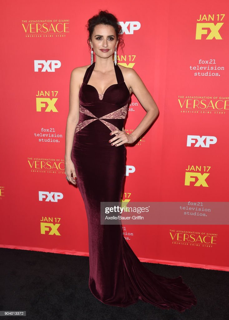 "Premiere Of FX's ""The Assassination Of Gianni Versace: American Crime Story"""