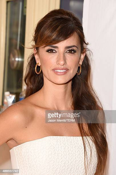 Actress Penelope Cruz attends the Ma Ma premiere during the 2015 Toronto International Film Festival at The Elgin on September 15 2015 in Toronto...