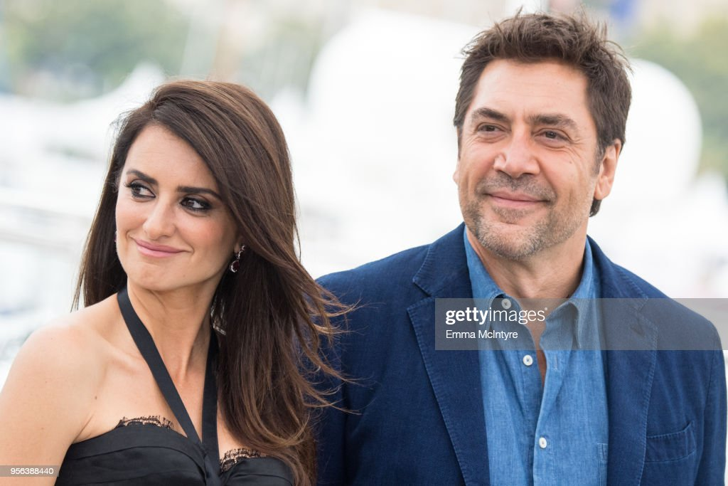 """""""Everybody Knows (Todos Lo Saben)"""" Photocall - The 71st Annual Cannes Film Festival : Nachrichtenfoto"""