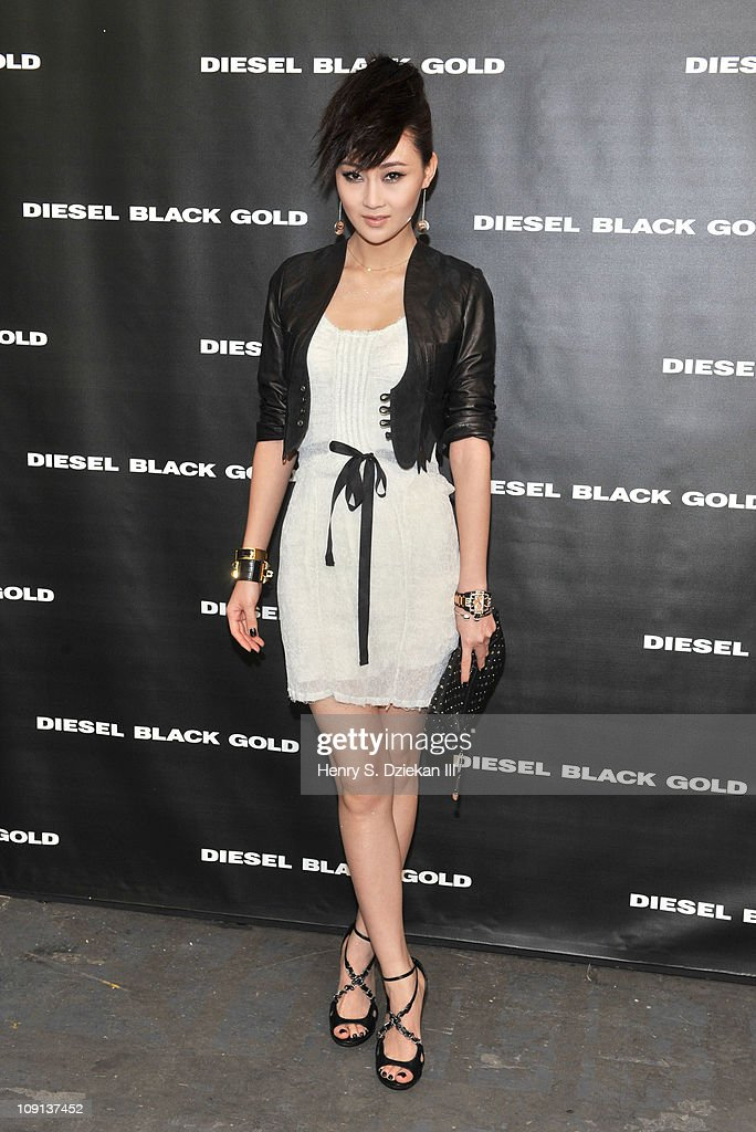 Diesel Black Gold - Backstage - Fall 2011 Mercedes-Benz Fashion Week