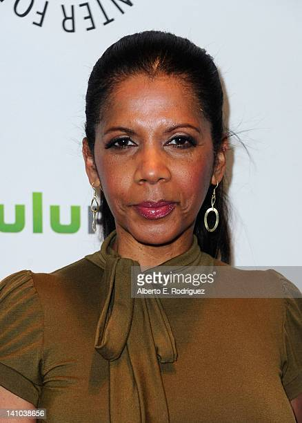 """Actress Penny Johnson Jerald arrives to The Paley Center for Media's PaleyFest 2012 honoring """"Castle"""" at Saban Theatre on March 9, 2012 in Beverly..."""