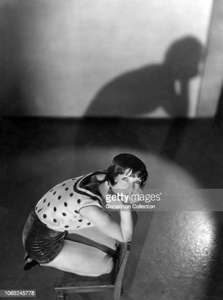 Actress Penny Singleton in a scene from the movie Good News