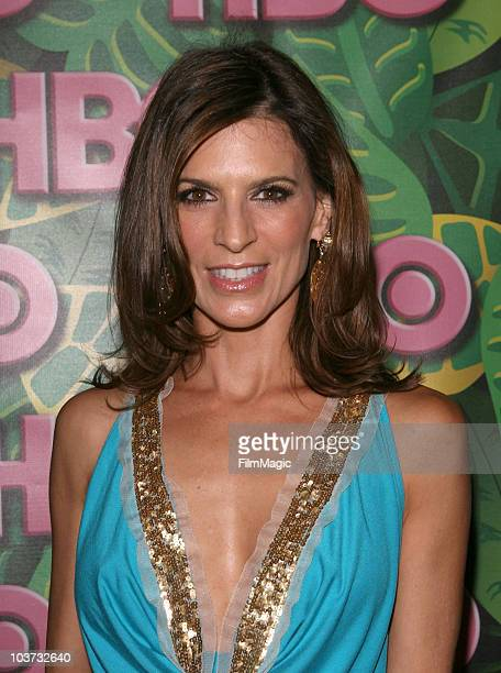 Actress Perrey Reeves arrives at HBO's Annual Emmy Awards after party at the Pacific Design Center on August 29 javascriptopen_window2010 in West...