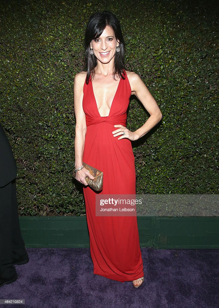 Actress Perrey Reeves attends ROCA PATRON TEQUILA at the 23rd Annual Elton John AIDS Foundation Academy Awards Viewing Party on February 22, 2015 in Los Angeles, California.