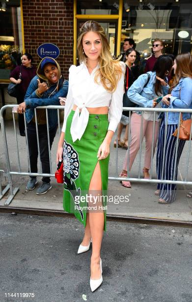 Actress Perry Mattfeld attends the 2019 CW Network Upfront on May 16 2019 in New York City